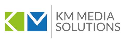 KM MEDIA SOLUTIONS Logo